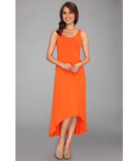 Rochii Culture Phit - Lacie High-Low Dress - Orange