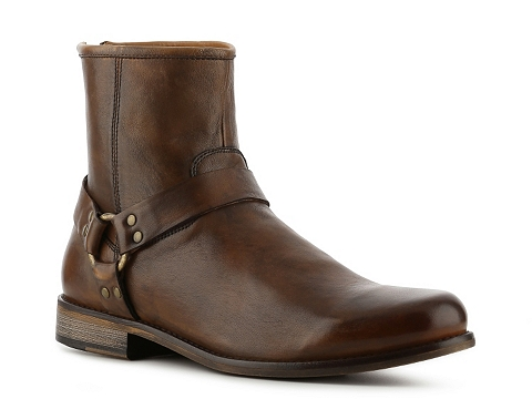 Pantofi Aston Grey - Kassel Boot - Burnished Brown