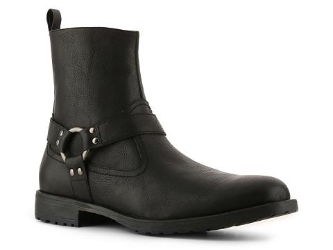 Pantofi Aston Grey - Landon Boot - Black