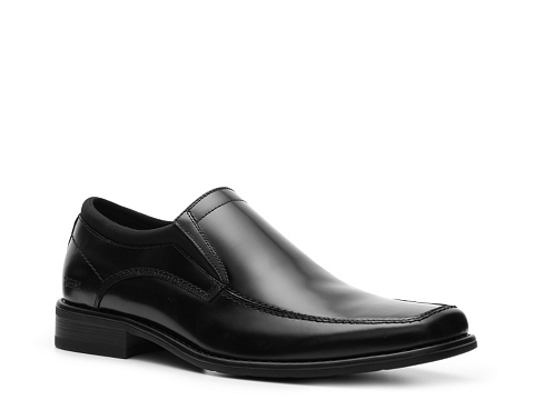Pantofi Kenneth Cole Reaction - Base Patrol Slip-On - Black