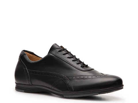 Adidasi Mercanti Fiorentini - Wingtip Sneaker - Black