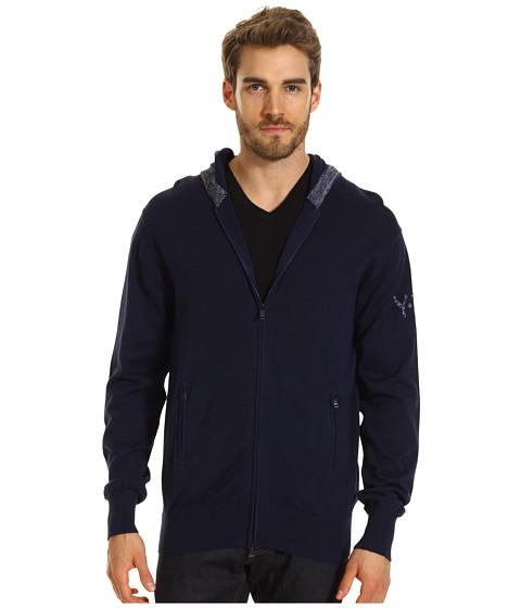 Bluze adidas - M CoCl Zip Up - Y-3 Navy