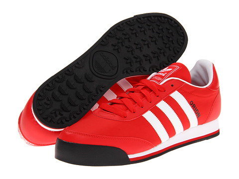 Adidasi Adidas Originals - Orion 2 ââ¬â Nylon - Vivid Red/White/Black