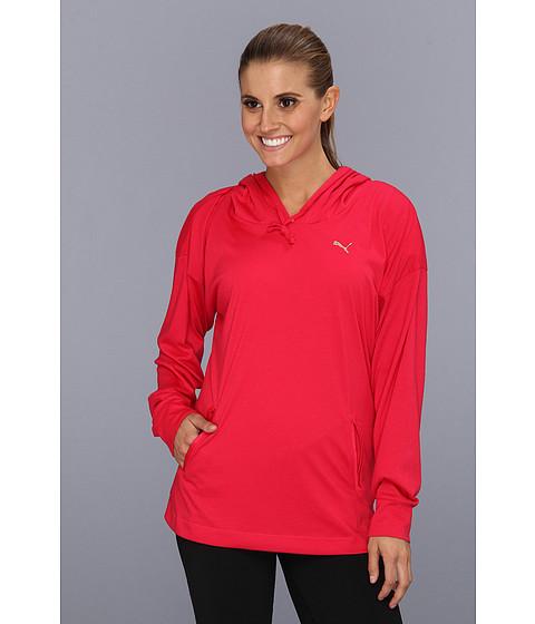 Bluze PUMA - F. Core Lightweight Coverup Top I - Virtual Pink