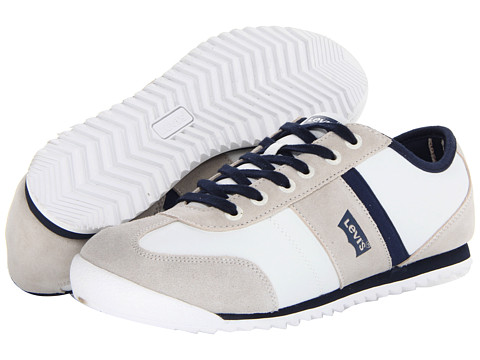 Adidasi Levis - Luther - Brilliant White
