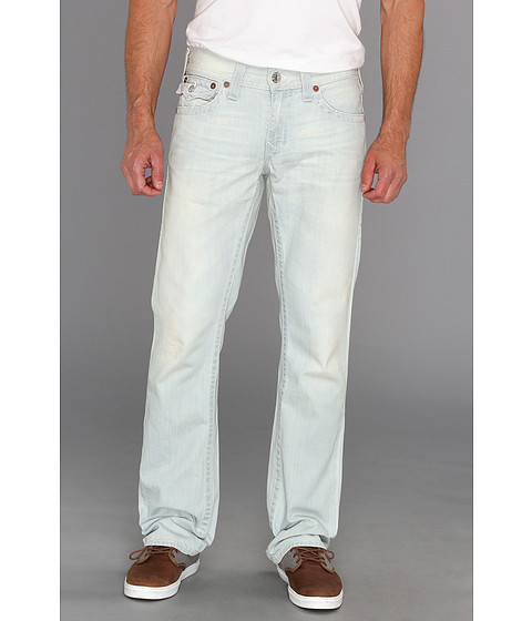Blugi True Religion - Ricky Straight in Sunbleached Light - Sunbleached Light