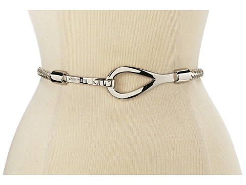 Curele Anne Klein New York - Anne Klein 10MM Braided With Loop Buckle - Multi