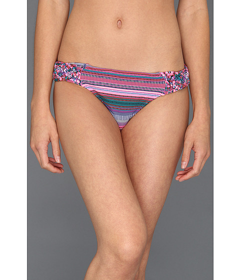 Costume de baie Roxy - Coastal Switch 70s Brief - Wild Orchid