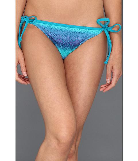 Costume de baie Roxy - Dawn 70s Binded String Bottom - Capri