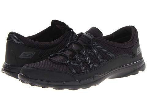 Adidasi SKECHERS - GoSleek - Black