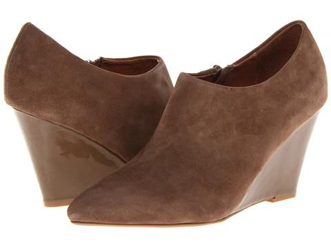 Pantofi Corso Como - Model - Taupe Suede