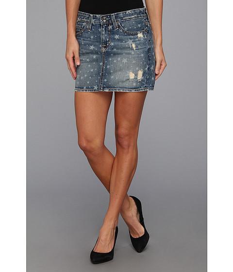 Fuste Big Star - Courtney Mini Skirt in Spark - Spark