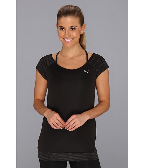 Tricouri PUMA - TP Performance Graphic Tee - Black