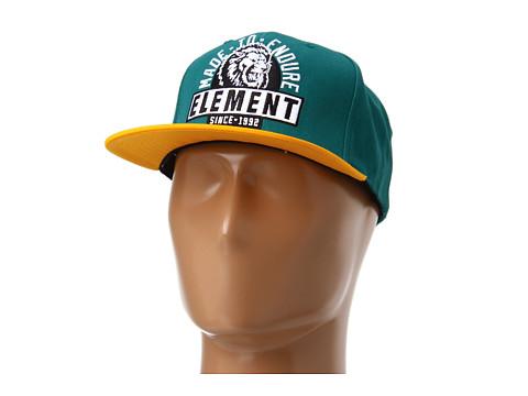 Sepci Element - Lion Snapback Hat - Teal