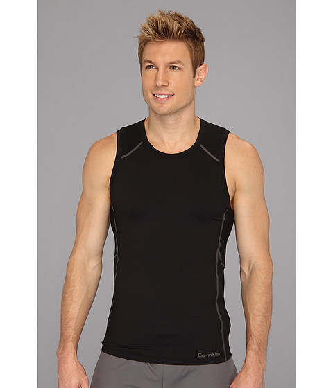 Tricouri Calvin Klein - Athletic Muscle Tank U1737 - Black