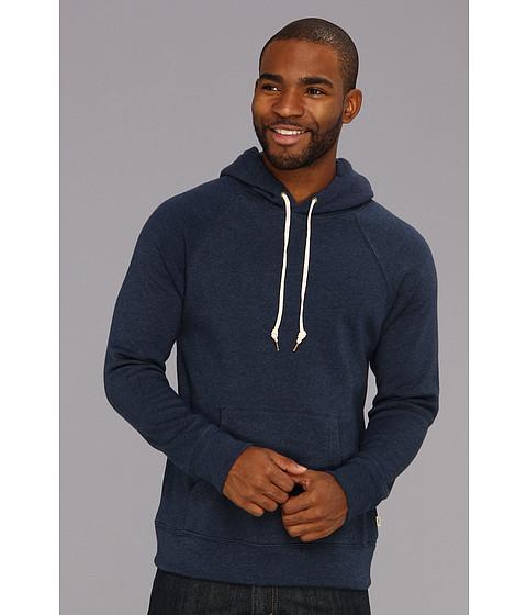 Bluze Obey - Lofty Creature Comforts Pullover Hood Sweatshirt - Dark Navy