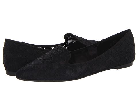 Balerini Nine West - Sossi - Black/Black Fabric