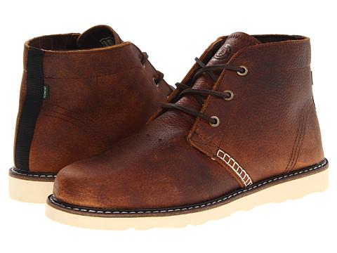 Ghete Element - Bannock Boot Vibram - Walnut Crazy Horse Leather