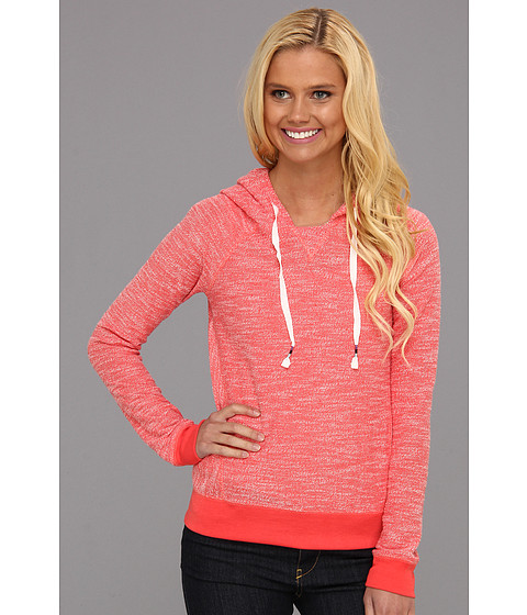 Bluze Roxy - One Lux Pullover Hoodie - Hot Rose