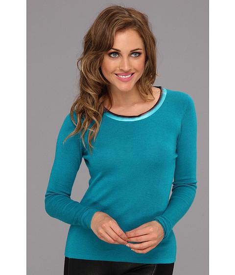Bluze Elie Tahari - Ruella Sweater - Aruba