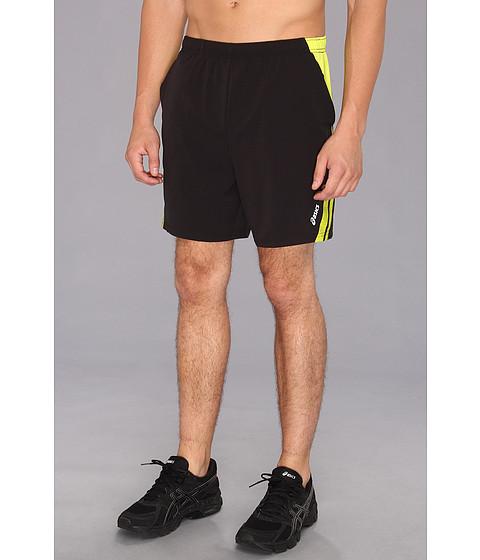 Pantaloni ASICS - Asicsî 2-N-1î Short - Black/Wow