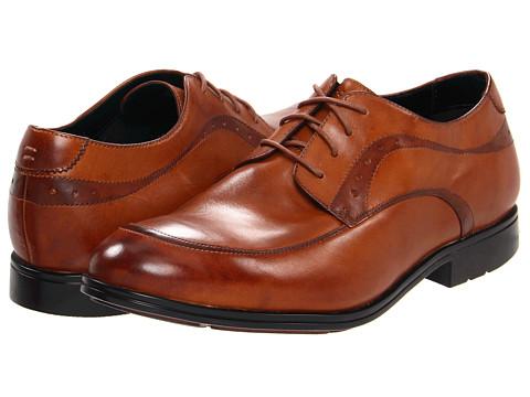 Pantofi Rockport - Fairwood 2 Moc Front - Light Tan Smooth