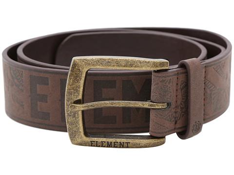 Curele Element - Wolf Belt - Chocolate