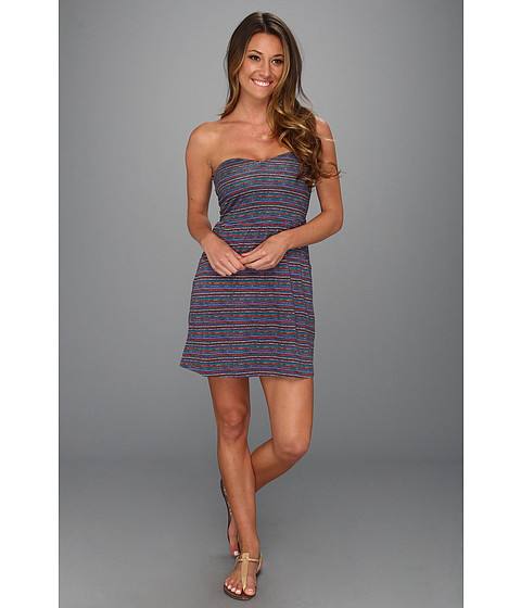 Rochii elegante: Rochie Volcom - V.Co Stripe Dress - Multi