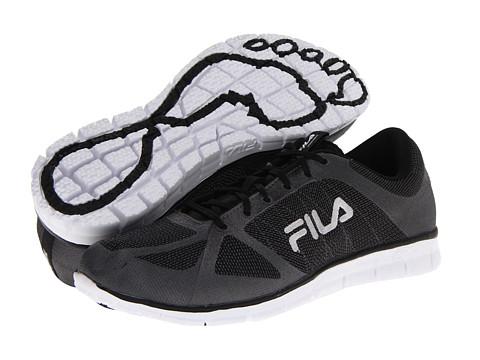 Adidasi Fila - Speedweave RUN - Black/Black/Metallic Silver