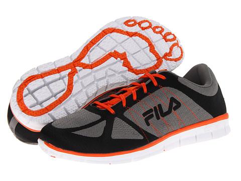 Adidasi Fila - Speedweave RUN - Monument/Pewter/Vibrant Orange