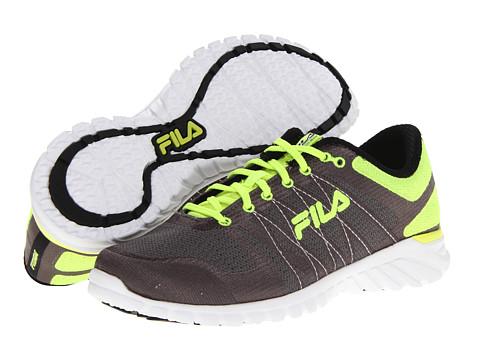 Adidasi Fila - Speedweave TR - Pewter/Neon Green/Black