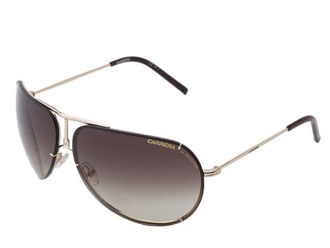 Ochelari Carrera - Carrera 16 - Gold/Brown/Gray Gradient