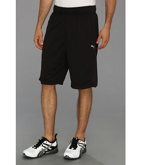 "Pantaloni PUMA - 10\"" Short - Black"