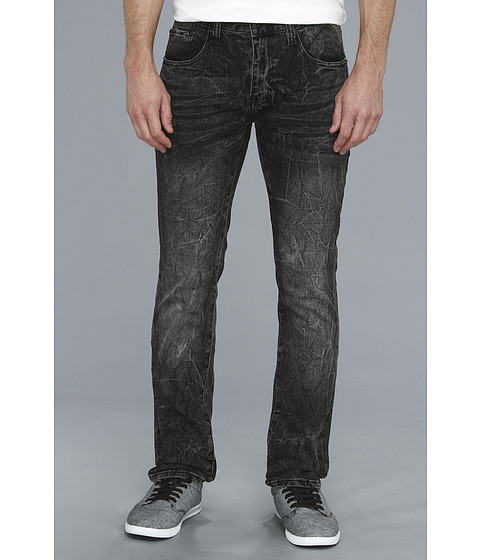 Pantaloni ECKO - Skinny Fit in Crackle Wash - Crackle Wash