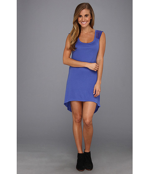 Rochii elegante: Rochie Volcom - Lucky One Dress - Bright Blue