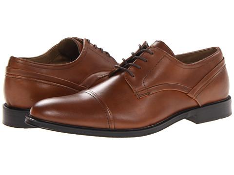 Pantofi Calvin Klein - Gaston - Cognac