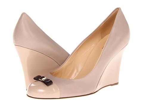 Pantofi Kate Spade New York - Kandid - Doe Taupe Nappa