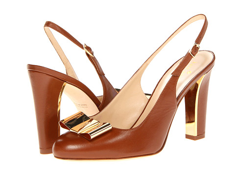 Pantofi Kate Spade New York - Nance - New Luggage Nappa