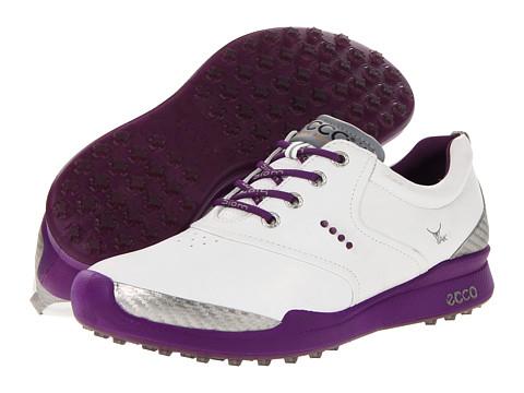 Adidasi ECCO - Biom Hybrid 100513 - White/Imperial Purple