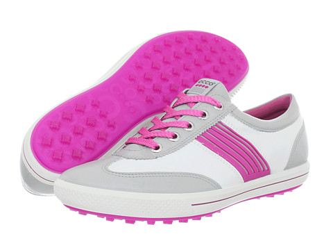 Adidasi ECCO - Golf Street Sport - Concrete/White/Candy