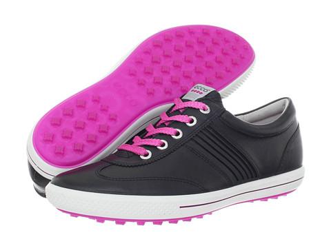 Adidasi ECCO - Golf Street Sport - Black/Candy
