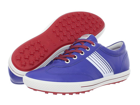 Adidasi ECCO - Golf Street Sport - Mazarine Blue/Brick