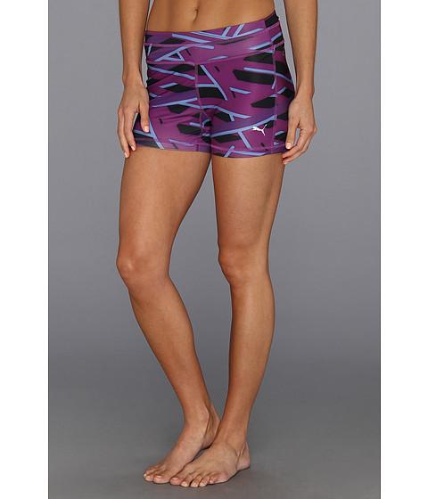 Pantaloni PUMA - TP Short Tight Linear - Sparkling Grape