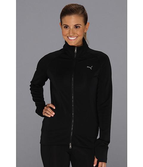 Bluze PUMA - Fitness Jacket - Black