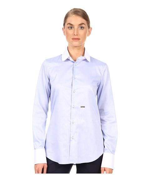 Bluze DSQUARED2 - S75DL0314 S37493 483 - Light Blue