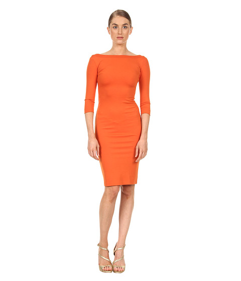Rochii elegante: Rochie DSQUARED2 - S75CT0766 S22090 186 - Orange