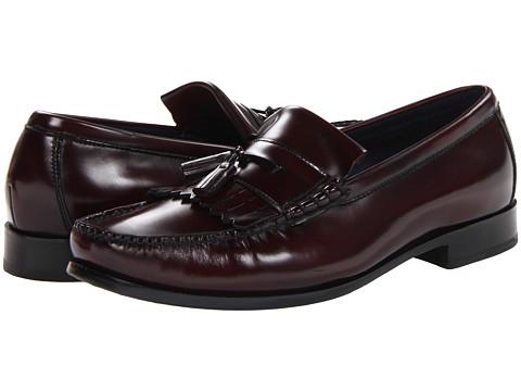 Pantofi Cole Haan - Hudson Sq Kiltie Tassel - Burgundy