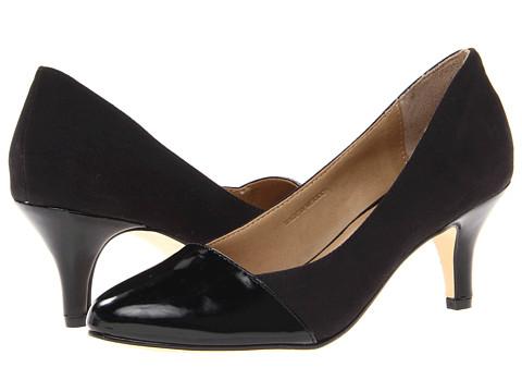 Pantofi Vigotti - Anya - Black Suede