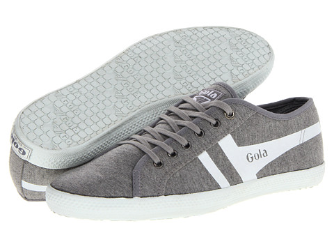 Adidasi Gola - Quattro Marl - Grey/White