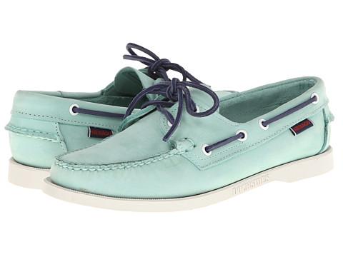 Pantofi Sebago - Docksides - Mint
